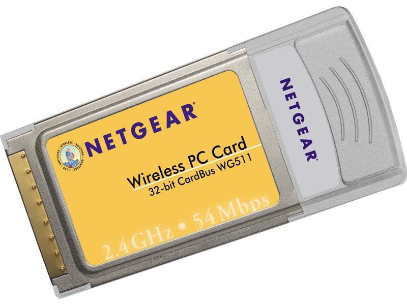 Netgear wg511v2